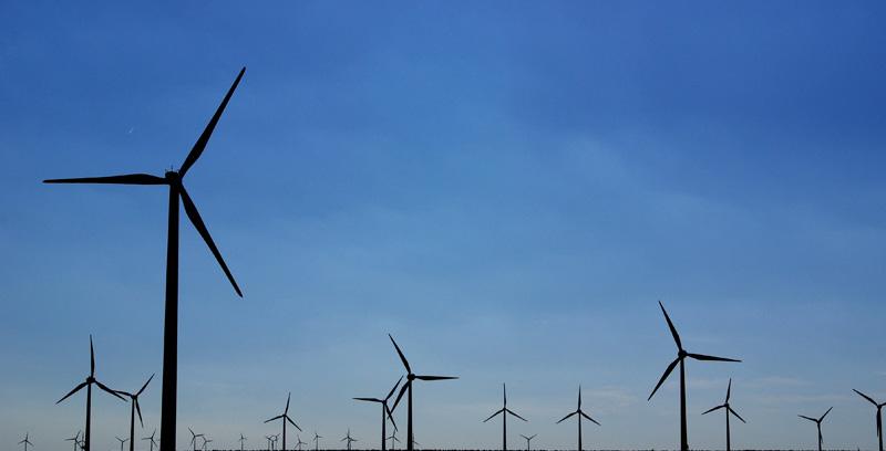 Windparkplanung